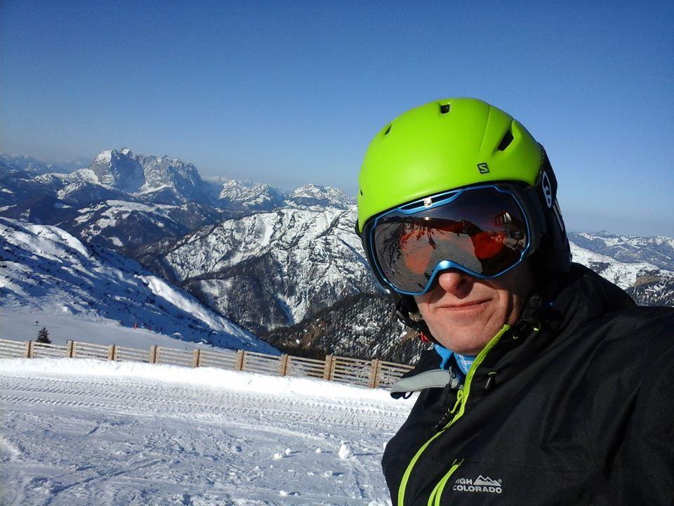 Josef Lutzenberger ski